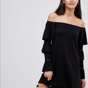 ASOS OTS boho dress